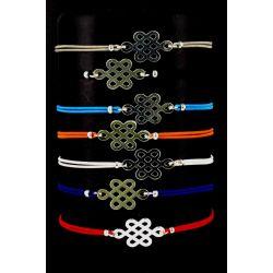Bracelet Double Infinis Argenté Neyss-paris