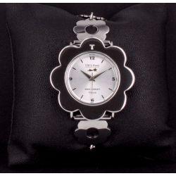 Montre bijoux Femme Marguerite Plaquée Argent