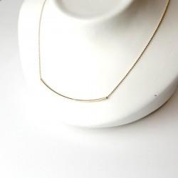 Collier cristal Plaqué or  Neyss-création