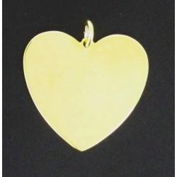 Coeur a gravé GM
